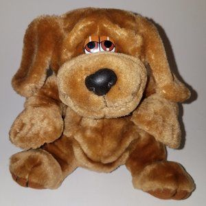 VTG Grand Ole Opry Blu Hound Dog Plush 24K Opry